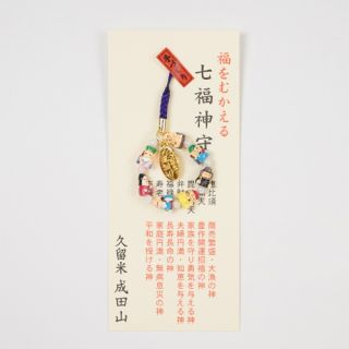 七福神守 廻り(輪)